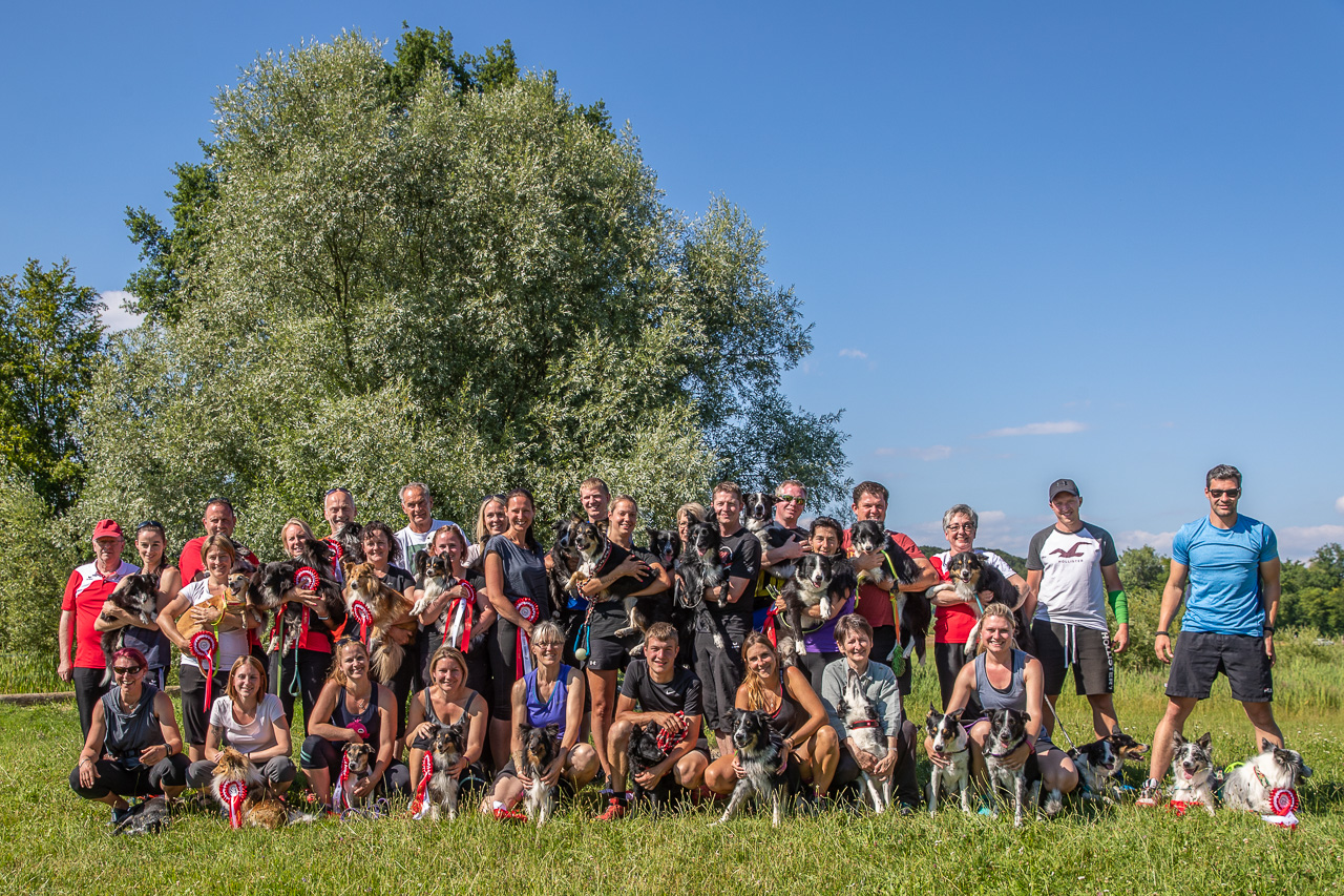 Swiss Agility Team EO 2018